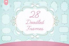 doodled frames pack  Product Image 1