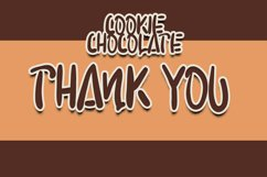 Chocolate Cookie Product Image 2