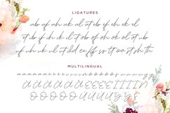 Serenity - Lovely Script Product Image 14