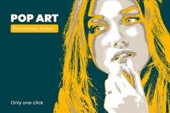 Pop Art Photoshop Action Product Image 10