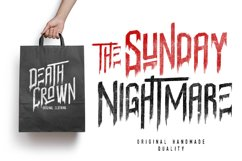 Sunday Nightmare Product Image 1