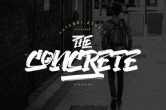 The Concrete Street Graffiti Font Product Image 2