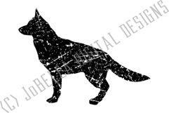 German Sheperd SVG, Printable & Sublimation Design Product Image 3