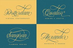 Historical - Handdrawn Font Product Image 5