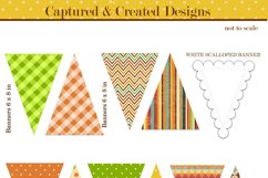 Thanksgiving & Fall Decorations DIY Printable Party Pack Product Image 6