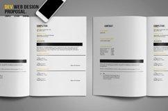 DEV Web Design Proposal Product Image 4