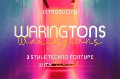 WARINGTONS Product Image 2