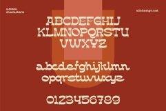 assox typeface Product Image 5