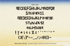 Hikaru Asian Font Product Image 2
