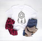 Indian Ethnic dream catcher T-shirt Illustration SVG File Product Image 2
