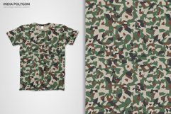 India Polygon Camouflage Patterns Product Image 4