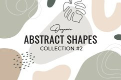 Organic Abstract shapes collection #2 Product Image 1