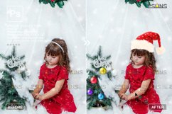Christmas overlay & Glitter overlays, Photoshop overlay Product Image 4