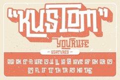 Web Font Oldstar Typeface Product Image 4