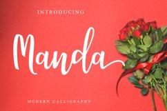 Manda Script Duo Product Image 1