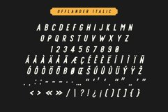 Offlander - Font Family Product Image 6