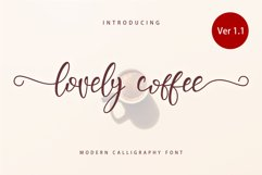 Lovely Coffee Product Image 1