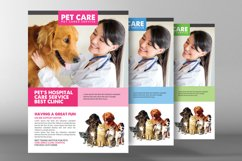 Dog Kennel & Pet Day Care Flyer Product Image 2
