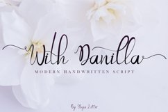 Mother Day font Bundle Product Image 7