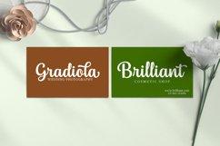 Grandista Script Product Image 4