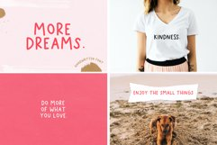 Font Bundle - Handwritten Fonts for Crafters - Almost Autumn Product Image 3