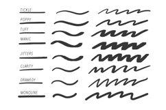 Procreate Lettering 34 Brush Bundle Product Image 2