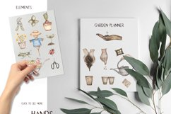 Watercolor Garden Collection Product Image 3