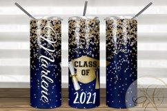BUNDLE Graduation 2oz Skinny Tumbler Sublimation Product Image 4