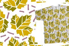 Blueberry paper cut style patterns Product Image 6