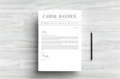 Resume Template 3 Pages Product Image 5