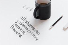 Klenik - A Slab Seriff Font Product Image 2