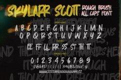 Skylarr Scott - Handwritten Brush font Product Image 3