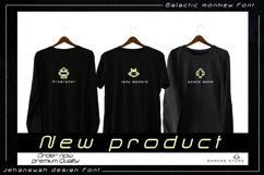Galactic Monkey Family Product Image 2