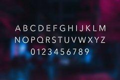 Kosan Font Family - Display Product Image 3