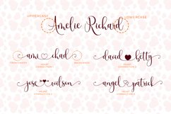 This Mate Font Duo - Heart Swash and Fun Script Product Image 2