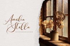 Elisabeth Raelyn - Wedding Calligraphy Product Image 2