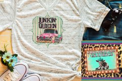 Junkin' Queen Sublimation Digital Download Product Image 1