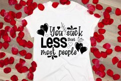 Sucky Valentines SVG - Naughty Valentine's Day Product Image 3