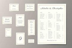 Minimalist Wedding Suite Product Image 2