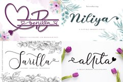 Sweet Font Bundle Product Image 5