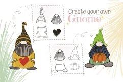 Fantastic Gnome 58 Element Brush Stamp Procreate. Brushes Product Image 2