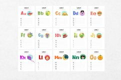 Alphabet Tracing Letters Printable Pages, Alphabet Activity Product Image 5