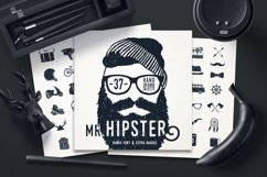 Mr.Hipster. 37 Hand Drawn Objects Product Image 1