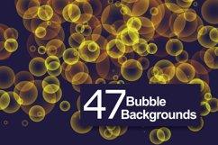 47 Bubbles Backgrounds Product Image 1