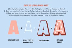 Wonderful Adventure Font Family Product Image 5