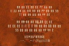 Web Font Hellfire Font Product Image 5
