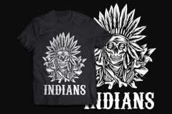 Native American T-Shirt Design Product Image 1