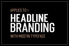 Mostin Typeface Product Image 6