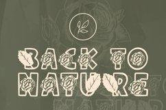Web Font Black Rose Product Image 3