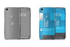 Alcatel Idol 3 5-5 Mobile Skin Design Template Product Image 1